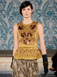 Tory Burch Fall 213 Collection New York Fashion Week