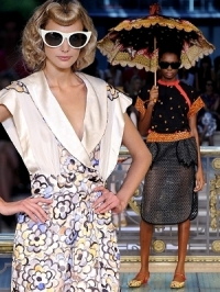 Tsumori Chisato Spring 2012 – Paris Fashion Week