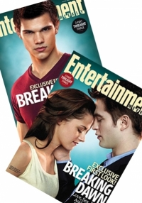 Exclusive Breaking Dawn Details in Entertainment Weekly