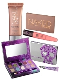 New Urban Decay Makeup Products for Spring 2013