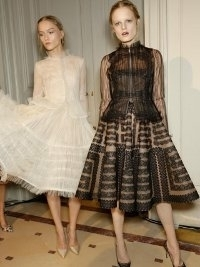 Valentino at Paris Fashion Week Fall 2013