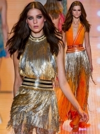 Versace Spring 2013 Collection