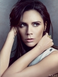 Victoria Beckham Talks Fashion and Having it All with Vogue US April 2012