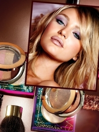 Victoria's Secret Wild Tropics Summer 2011 Makeup