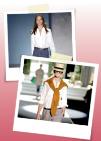 Spring/Summer 2011 Trends – White Shirts