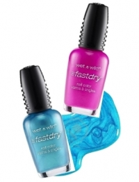 Wet n Wild Fast Dry Nail Color Spring 2011