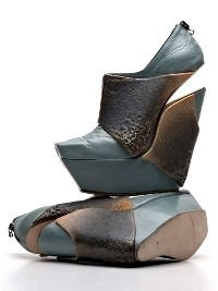 Xiao Tong Zhou 'Impression of the Water' Shoe Collection