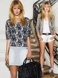 Zadig & Voltaire Spring/Summer 2012 Lookbook