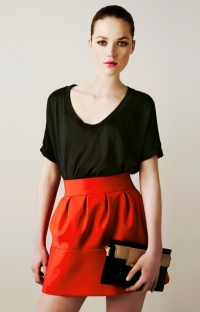 Zara March 2011 Lookbook