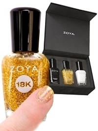 Zoya Gilty Pleasures Holiday 2012 Gift Set
