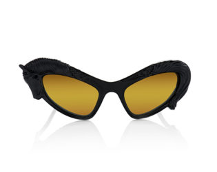 Anna Karin Karlsson Black Horse Sunglasses