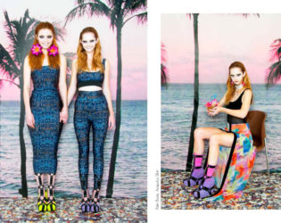Bitching And Junkfood Spring Summer 2013 Lookbook (1)