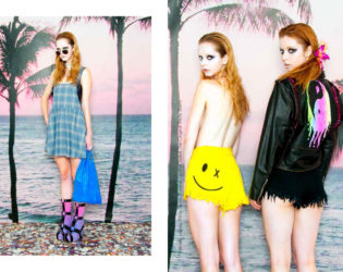 Bitching And Junkfood Spring Summer 2013 Lookbook (13)
