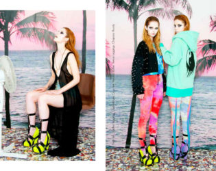 Bitching And Junkfood Spring Summer 2013 Lookbook (2)