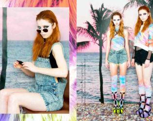 Bitching And Junkfood Spring Summer 2013 Lookbook (7)