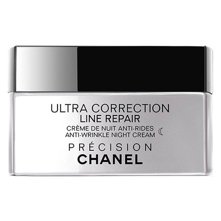 Chanel Ultra Correction Line Repair Anti Wrinkle Night Cream