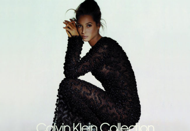 Christy Turlington to Front Calvin Klein's Underwear Fall 2013 Campaign