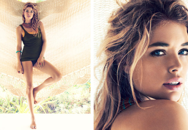 Doutzen Kroes for H&M High Summer 2013