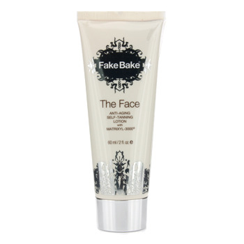 Fake Bake'S The Face Anti Aging Self Tanning Lotion