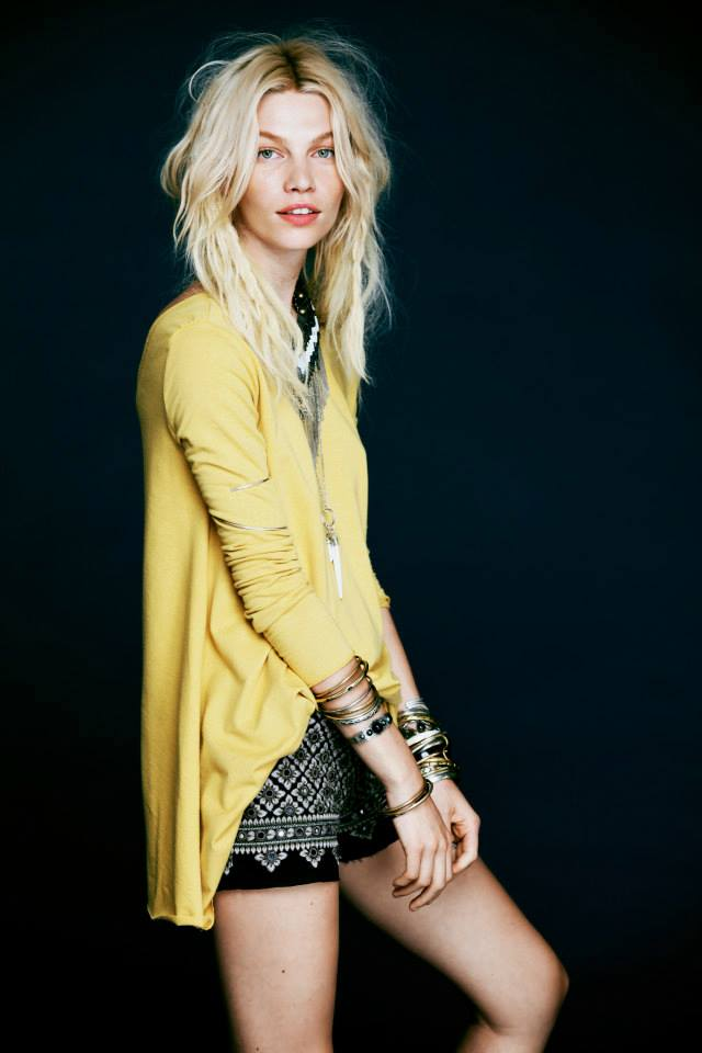Free People Sidewalk Safari Lookbook  (15)