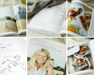 Gwyneth Paltrow Released Her Second Cookbook It's All Good (3)