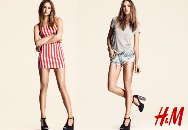 H&M Divided Spring/Summer 2013 Looks