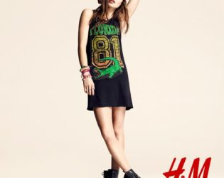H M Divided Spring Summer 2013 Looks  (10)