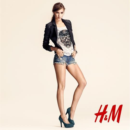 H M Divided Spring Summer 2013 Looks  (12)