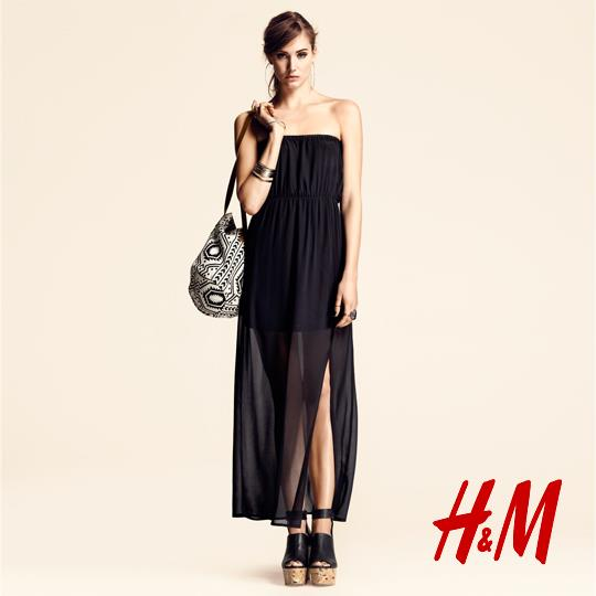 H M Divided Spring Summer 2013 Looks  (4)