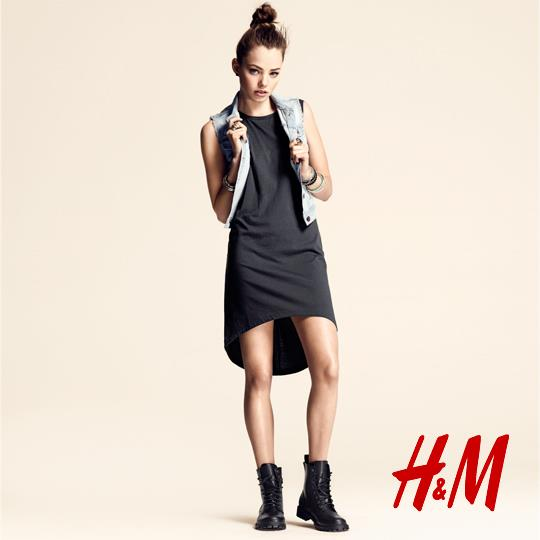 H M Divided Spring Summer 2013 Looks  (5)