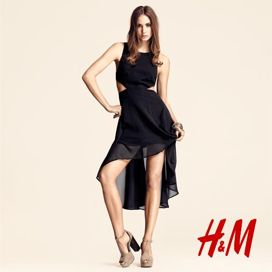 H M Divided Spring Summer 2013 Looks  (6)