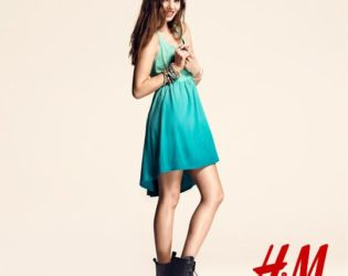 H M Divided Spring Summer 2013 Looks  (7)
