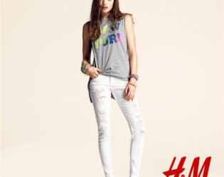 H M Divided Spring Summer 2013 Looks  (9)