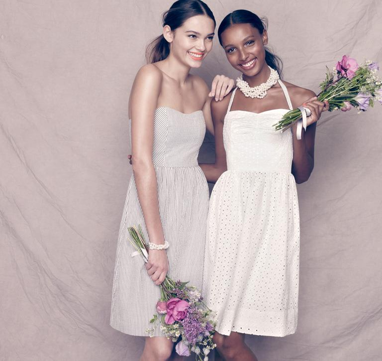 J.Crew The Wedding And Parties Collection (2)
