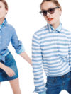 J Crew Summer 2013 Button Down Shirts