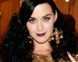 Katie Perry Met Ball 2013 Hairtyle
