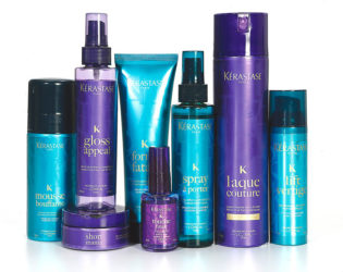 Kerastase Hair Care 2013 Products