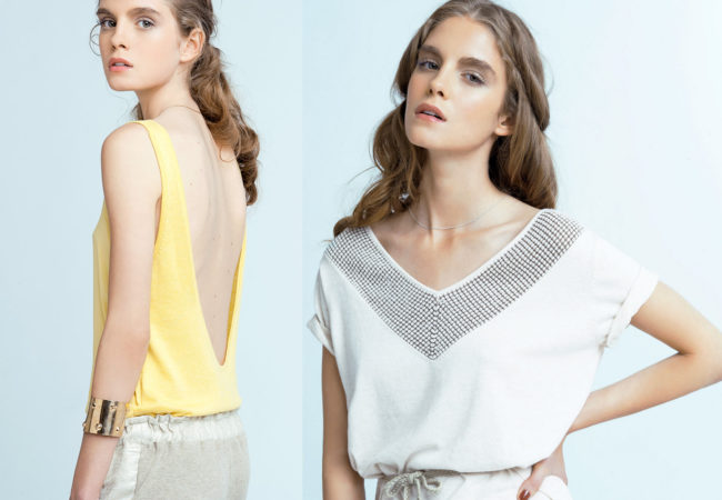 Marie-Sixtine Spring/Summer 2013 Collection