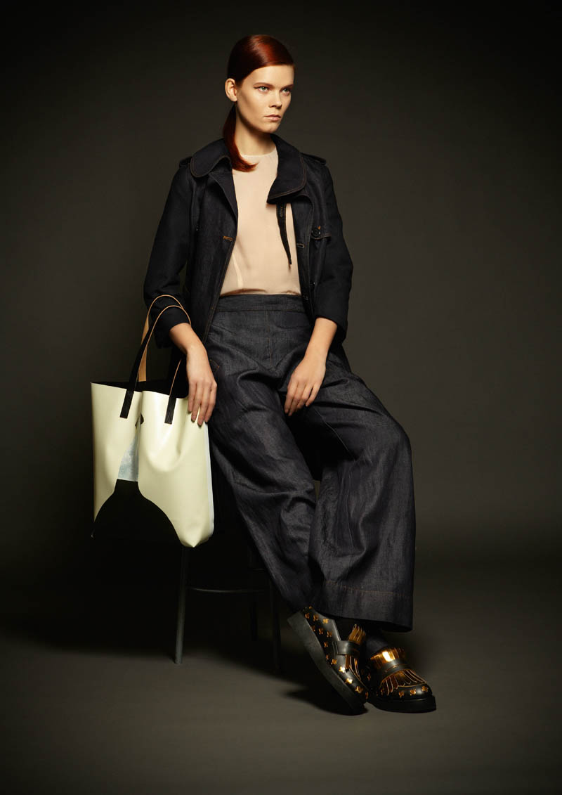 Marni And Romina Quiros Fall Winter 2013 Collection (1)