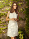 Massimo Dutti White Dress