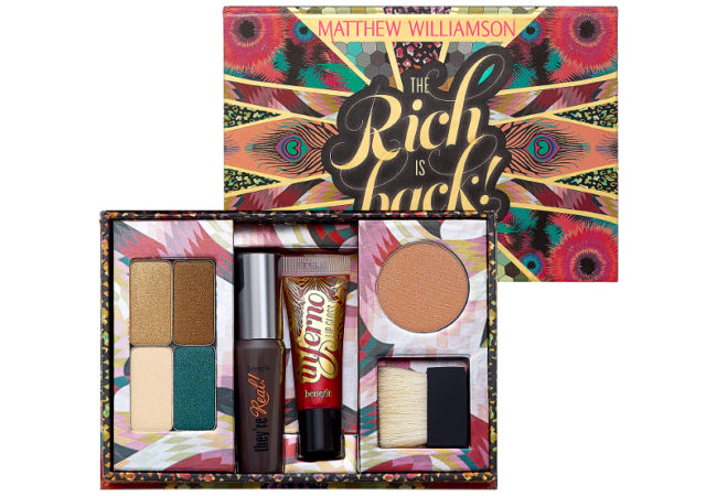Matthew Williamson 70s Makeup Palette for Benefit Cosmetics