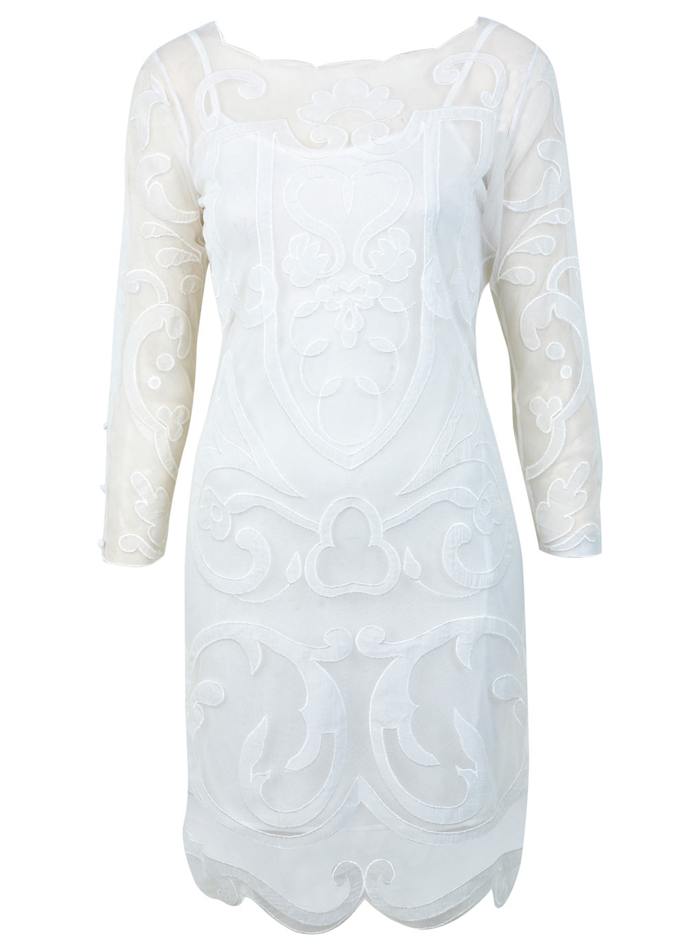 Miss Selfridge Designed By White Collection (3)