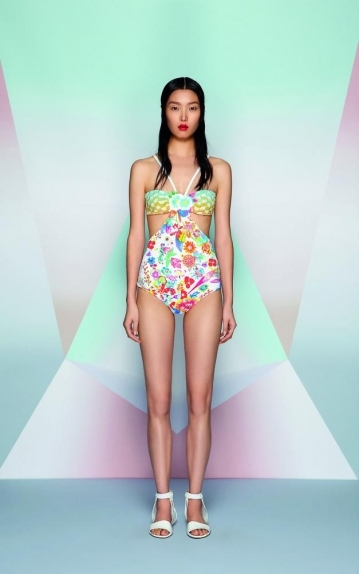 Missoni Beachwear Summer 2013 Lookbook (14)