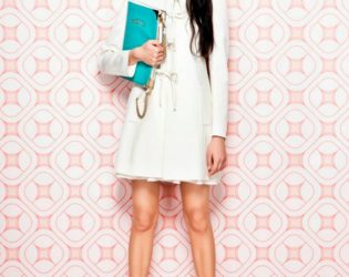 Moschino Cheap And Chic Resort 2014 Collection  (6)