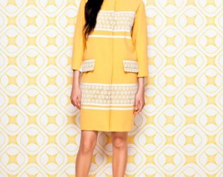 Moschino Cheap And Chic Resort 2014 Collection  (7)