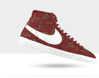 Nikei D X Liberty Sneakers 2013 Collection  (9)