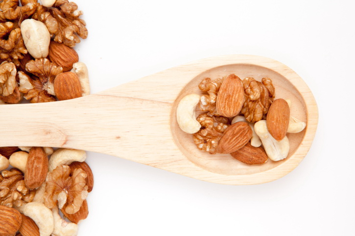 Nuts For An Anti Aging Diet