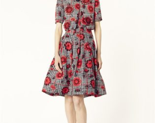 Oscar De La Renta Resort 2014 Collection (2)