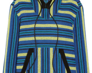 Proenza Schouler Striped Tweed Jacket