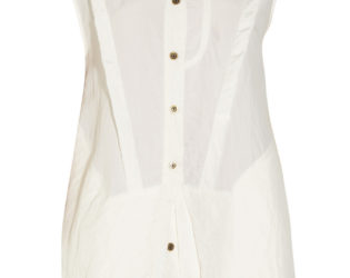 Proenza Schouler White Shirt Dress